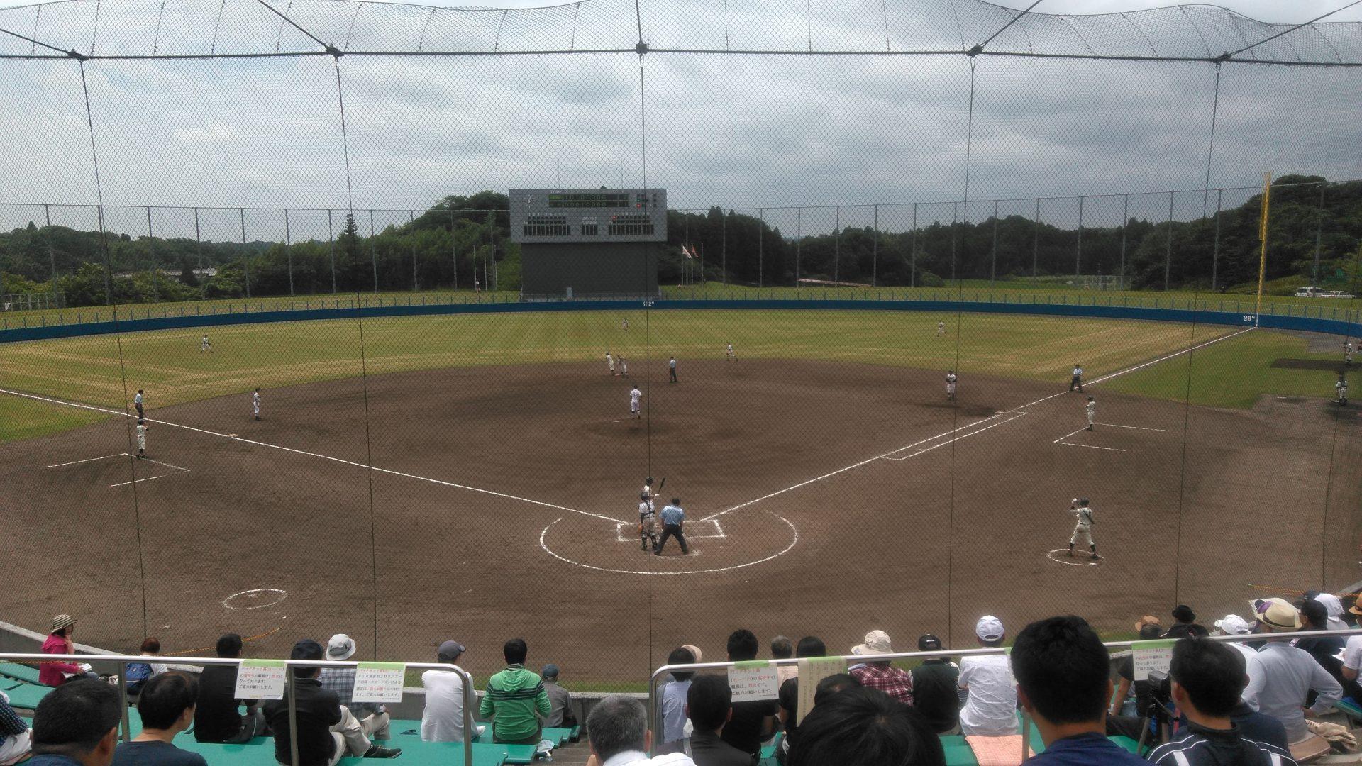 令和元年千葉県予選第一試合